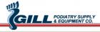 Gill Podiatry Company Logo